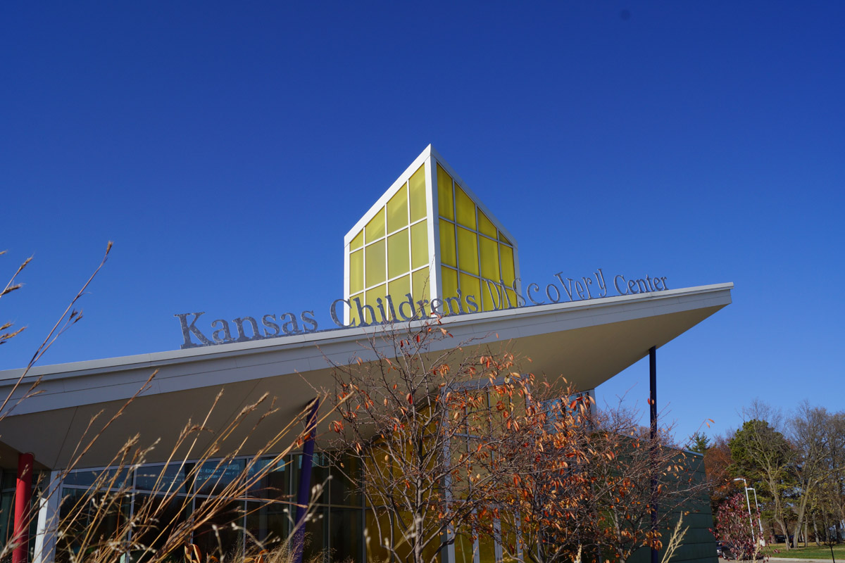 Kansas Children S Discovery Center Rezit Designs